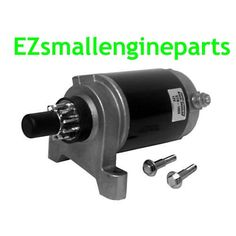 Electric Starter Motor Just $88.99 w/FREE SHIPPING in our eBay Stoe! Fits models TECUMSEH OH50, OHH50, OHV110-OHV135 and OV358 Replaces TECUMSEH 730326, 37425, 36914 ROTARY 9981 STENS 435-351, 435351 Note: When used to replace four bolt mount starter, 2 new screws required (included) ***LIMITED LIFETIME WARRANTY***