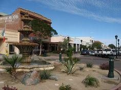 Main Street - Yuma, AZ