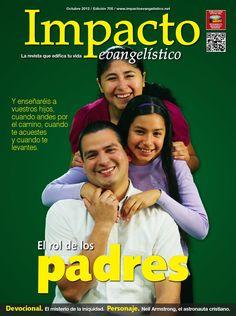Revista Impacto Evangelistico Edición Octubre 2012 Idioma Español