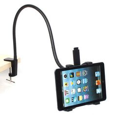 Flexible Rotatable Lazy Bed Tablet Holder Stand For iPad