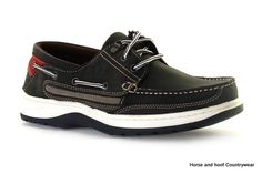 Chatham Marine LTD Yachting II Sailing Shoe - Navy Red Yachting II boat shoes are an updated version of the classic hardwearing boat shoe