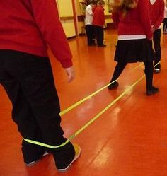 chinese jump rope -- best game of my childhood.