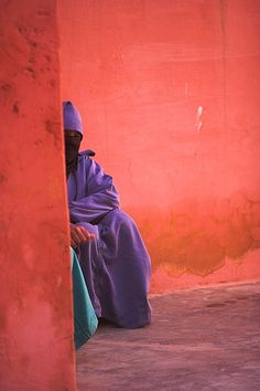 Morocco - the colors :)