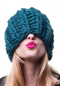 Beret - Knitted BUY IT NOW ON www.dezzy.it!