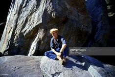 David Bowie, 1983. Palm Desert, California. Photo by Denis O'Regan.