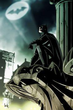 The Batman by ~kit-kit-kit on deviantART