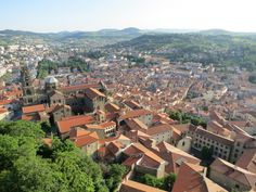 Le Puy region of France French Lentil Soup, French Lentils, Brown Lentils, French Friend, Celeriac, French Countryside, French Food, Soups And Stews, Veggie Recipes