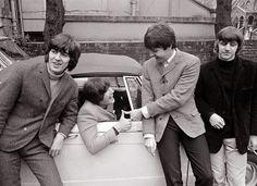 Os meninos de Liverpool - Beatles, um olhar diferente