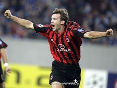 Andriy Shevchenko, 175 goal in 8 stagioni