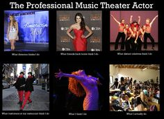 The Professional Music Theater Actor