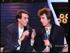 george harrison italian tv sanremo festival 1988