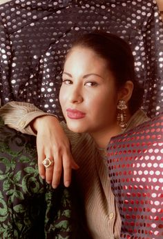 Selena - the infamous ring