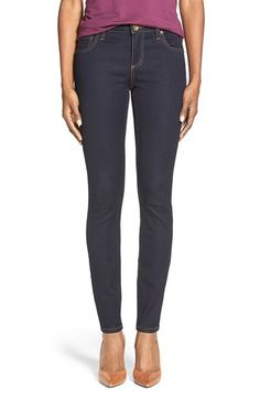 KUT from the Kloth 'Mia' Stretch Skinny Jeans (Energize) available at #Nordstrom