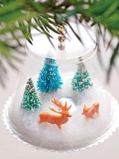 christmas crafts, globe ornament, snow globe, holiday idea, holiday crafts, craft ideas, art and craft for a boy to do, lego craft, kid