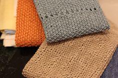 Field Test: Euroflax Linen Yarn || #Mason-Dixon Knitting || #knitting #ravelry
