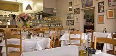 Assaggi restaurant Illovo Johannesburg - Great italian.