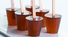 Root Beer Jelly Shots