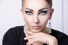 Filippova makeup school Art Makeup