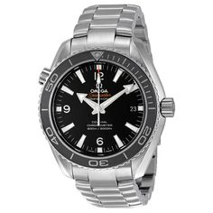 Omega Seamaster Planet Ocean Black Dial Stainless Steel Men's Watch 232.30.42.21.01.001