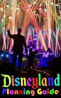 2018 Disneyland Trip Planning Guide - Disney Tourist Blog
