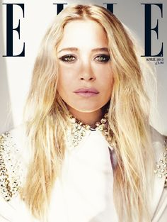 Mary-Kate Olsen ELLE UK April 2012 | Magazine Covers