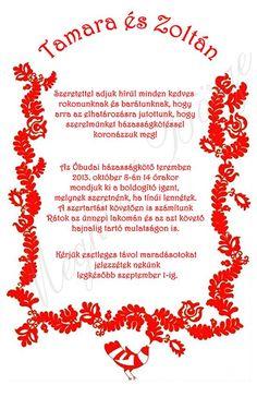 magyar motívumok sablon - Google keresés Flower Art, Bullet Journal, Invitations, Wedding, Folk Art, Minecraft, Google, Decor, Pergamino