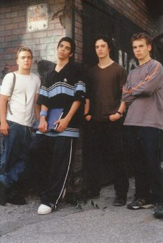 Degrassi: The Next Generation (Simple but nice Derek choices)