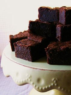 Passover Brownies: These brownies are super-decadent and a perfect ending to the meal.