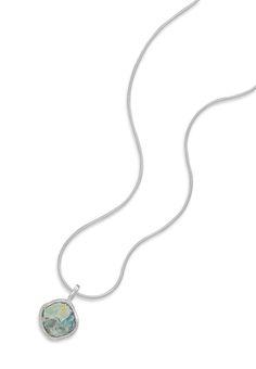 "16.5"" Ancient Roman Glass Necklace"