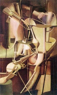 Marcel Duchamp: Bride (1912)