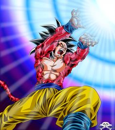 Songoku Kamehameha by Niiii-Link on DeviantArt Dragon Ball Gt, Trunks New Form, Super Movie, Dbz Characters, Anime Costumes, Foto E Video, Anime Manga, Instagram, Skulls