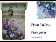 Pintar Violetas - YouTube