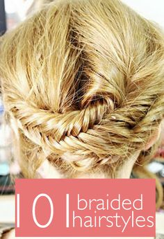Click here for 101 braided hairstyles that you've got to try!