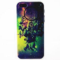 Dream Catcher in Night Stars Hard Case for iPhone 4/4S – USD $ 1.99