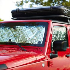1 Vehicle Insulation Kit 2007-2017 Jeep Wrangler JK $379.95 Keep the heat in or out with our reversible vehicle insulation kit! In the warmer months the sun can increase the temperature inside the car dramatically. This is due to the sun heating the interior components of the vehicle via visible and infrared lights. It is …