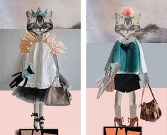 Retail display collection by lieschen mueller