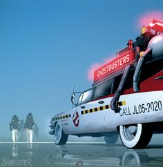 Who you gonna call ? GHOSTBUSTERS !!!