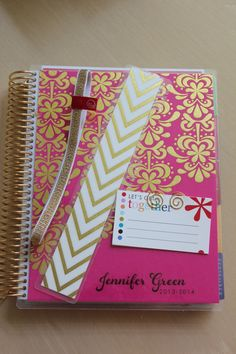 Coolest planner on the planet... I'm think about you, @Jennifer Glessner.
