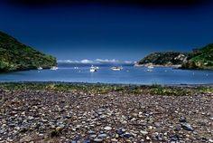 Magnífica Platja Cala Joncols - www.calajoncols.com #aRoses #VisitRoses #inCostaBrava #Sea #beach #summer