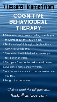 Lessons I learned from studying Cognitive Behavioural Therapy (CBT). Key principles of CBT. How can Cognitive Behavioural therapy help you. What I learned from CBT. Cognitive Behavioral Therapy, Coping Skills, Trauma, Emotional Intelligence, Self Improvement, Self Help, Coaching, Life Quotes, Wisdom Quotes