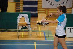 V prvi avstrijski badmintonski ligi je Pressbaum premagala Linz. Za ekipo Linza igrata Nika Koncut in Miha Horvat.