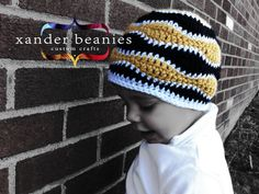 xander beanies STEELERS! hat