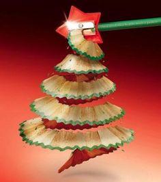 weird funny christmas tree