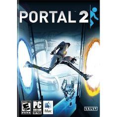 Portal 2! 2 copies so we can play together in collaborative mode.