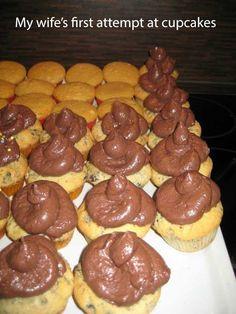Cupcake Fail