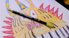 Monster Match: Using Art To Improve Writing