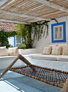Alentejo Idea to cover the pool - childproof