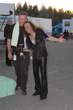 Metallica, James Dio, 80s Rock, Live Rock, Rock Legends, Black Sabbath, Rock Music, Rock N Roll, Dios
