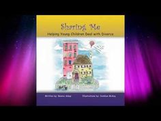 """""""Sharing Me: Helping Young Children Deal with Divorce"""" by Bonnie Alsop- normalizing is a good thing Failing Marriage, Saving Your Marriage, Save My Marriage, Marriage Advice, Co Parenting, Single Parenting, Divorce Books, Dealing With Divorce, Youngest Child"""