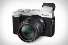 Panasonic Lumix DMC-GX8 Camera / Follow along with Uncrate at pinterest.com/uncrate